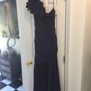 Cache formal dress. New off shoulder.